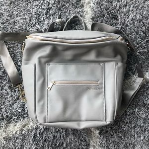 Large fawn design bag/diaper bag